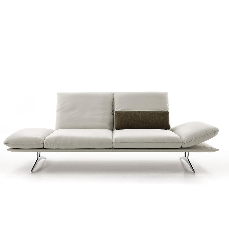 Koinor Sofa Francis In Weiss Stoff Möbel Bär Ag