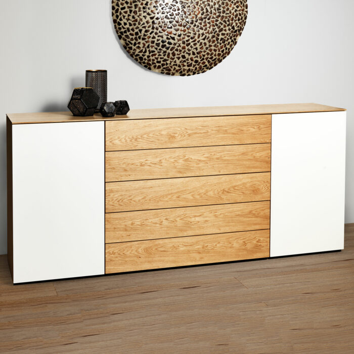 Highboard Timber von MAB