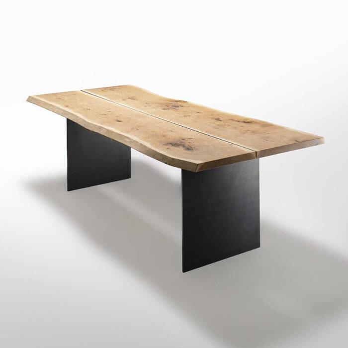 Anrei Stamm Tisch Asteiche Rustico
