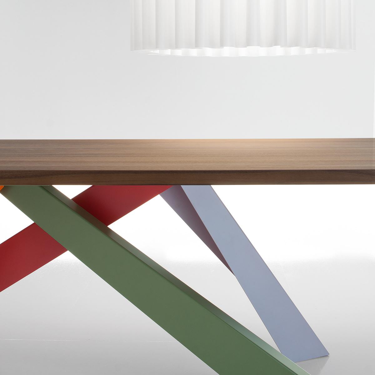Bonaldo Big Table Nussbaum