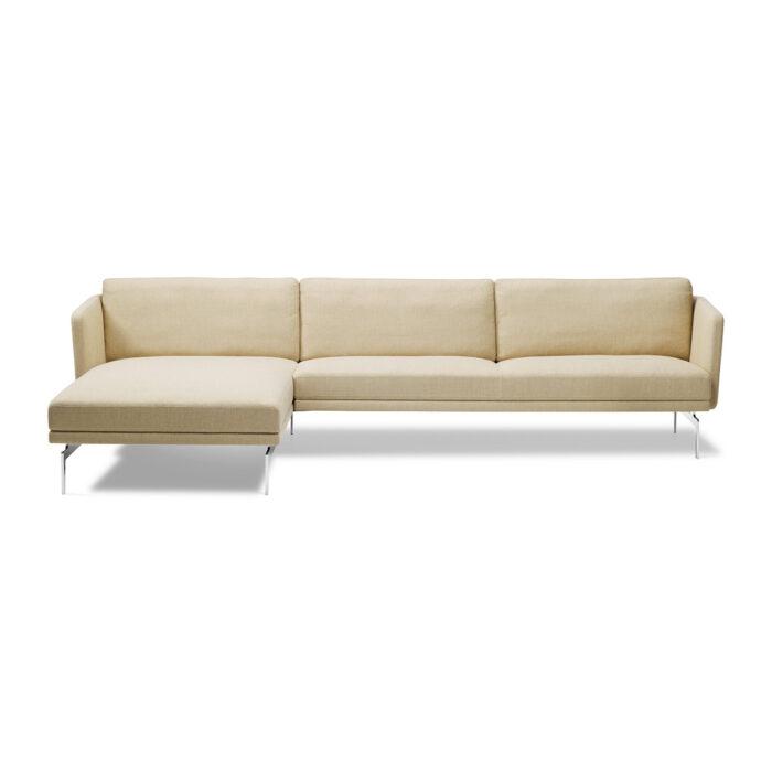 Intertime Frame 4er-Eck-Sofa