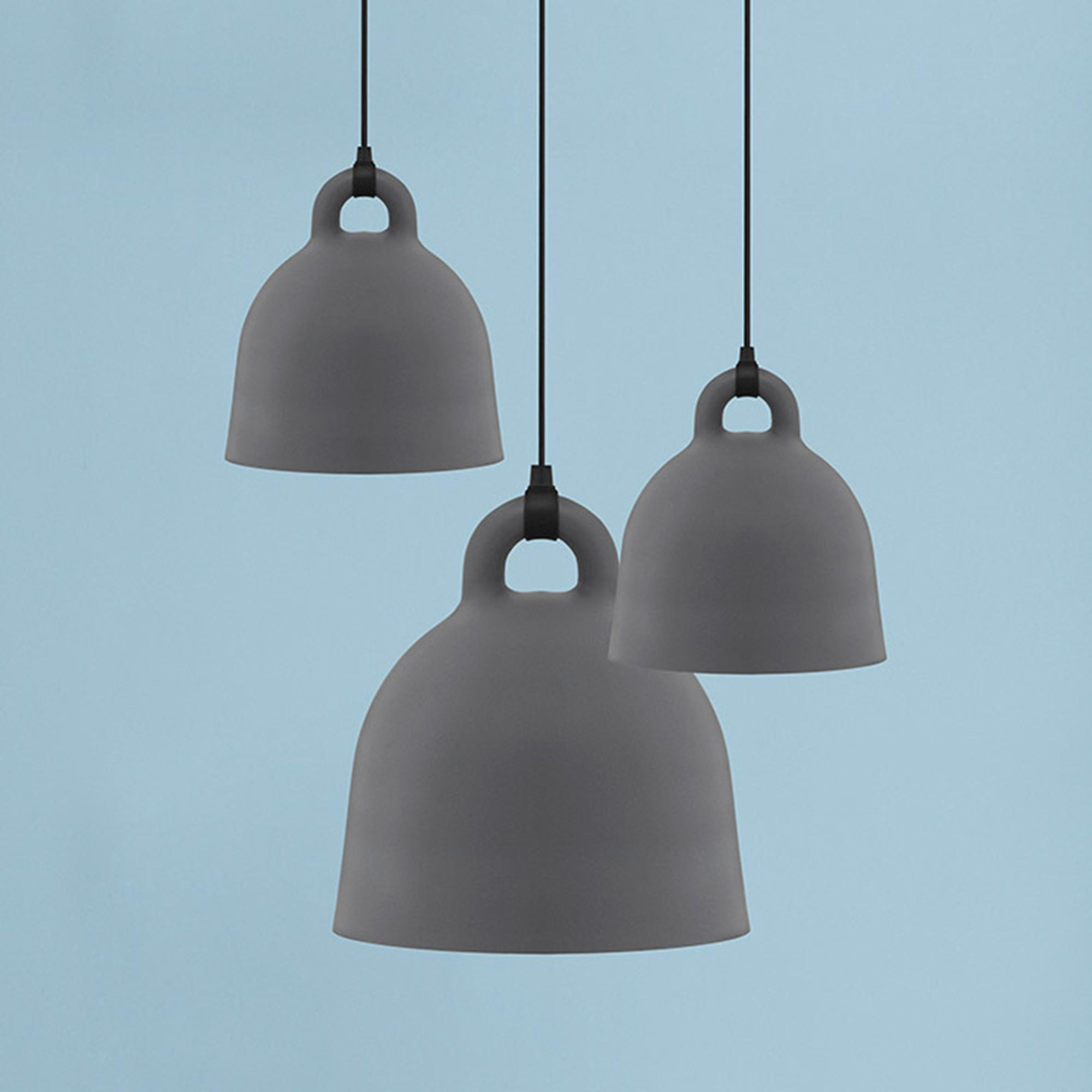 Strålende Normann Copenhagen Bell Lampe L - Möbel Bär AG LD-63