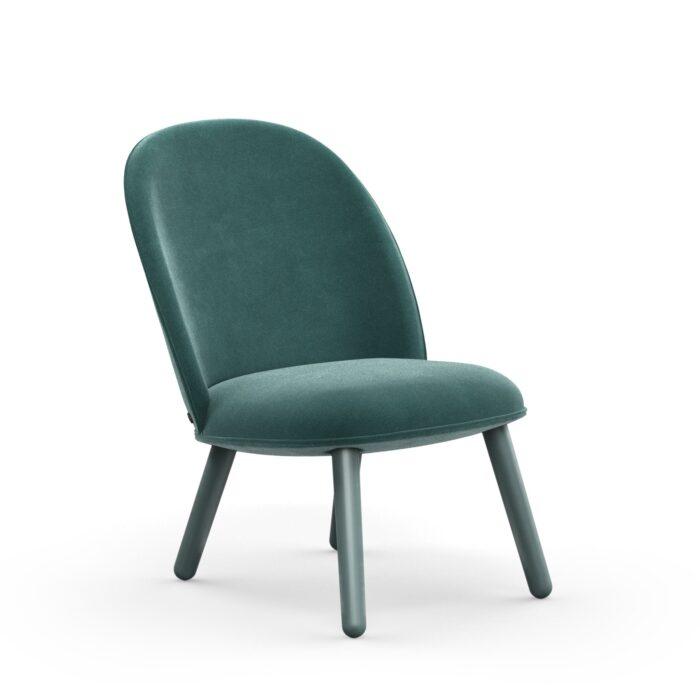 Normann Copenhagen Ace lounge chair grün