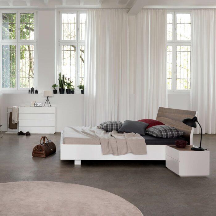 MAB Primeart Nussbaum Schlafzimmer