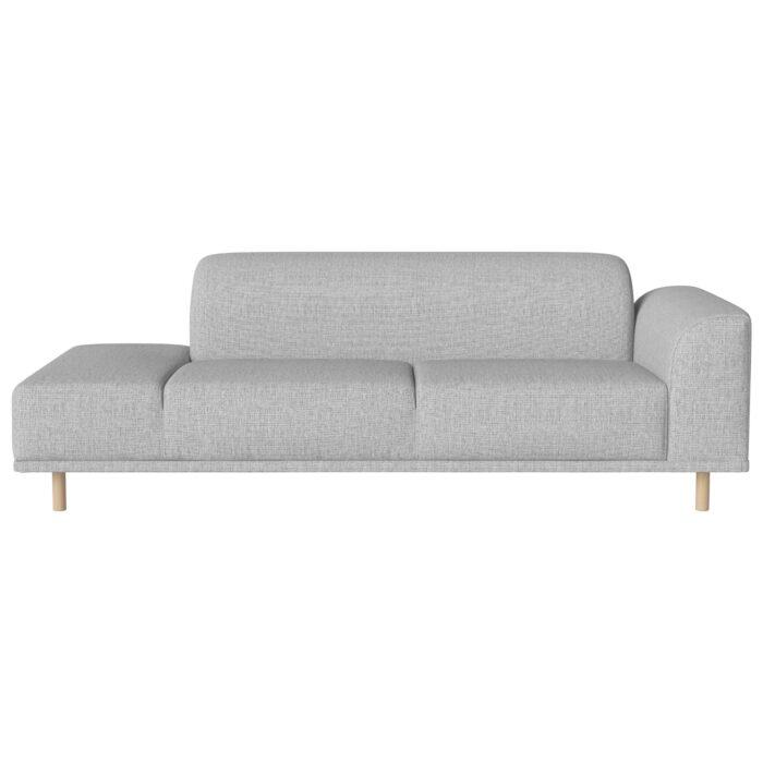 Bolia Hannah 2½ Sitzer Sofa mit Open end